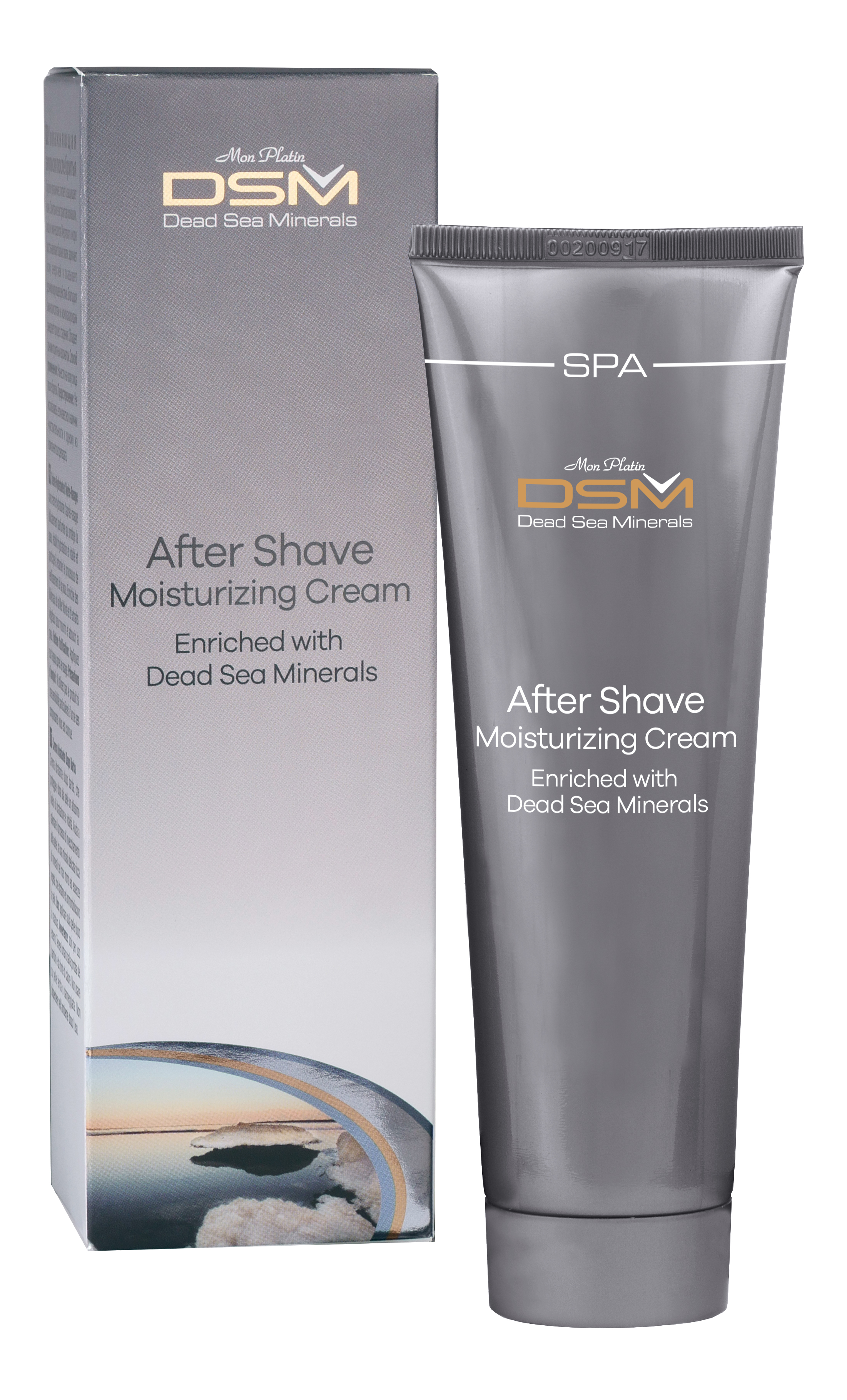 After shave moisturizing cream