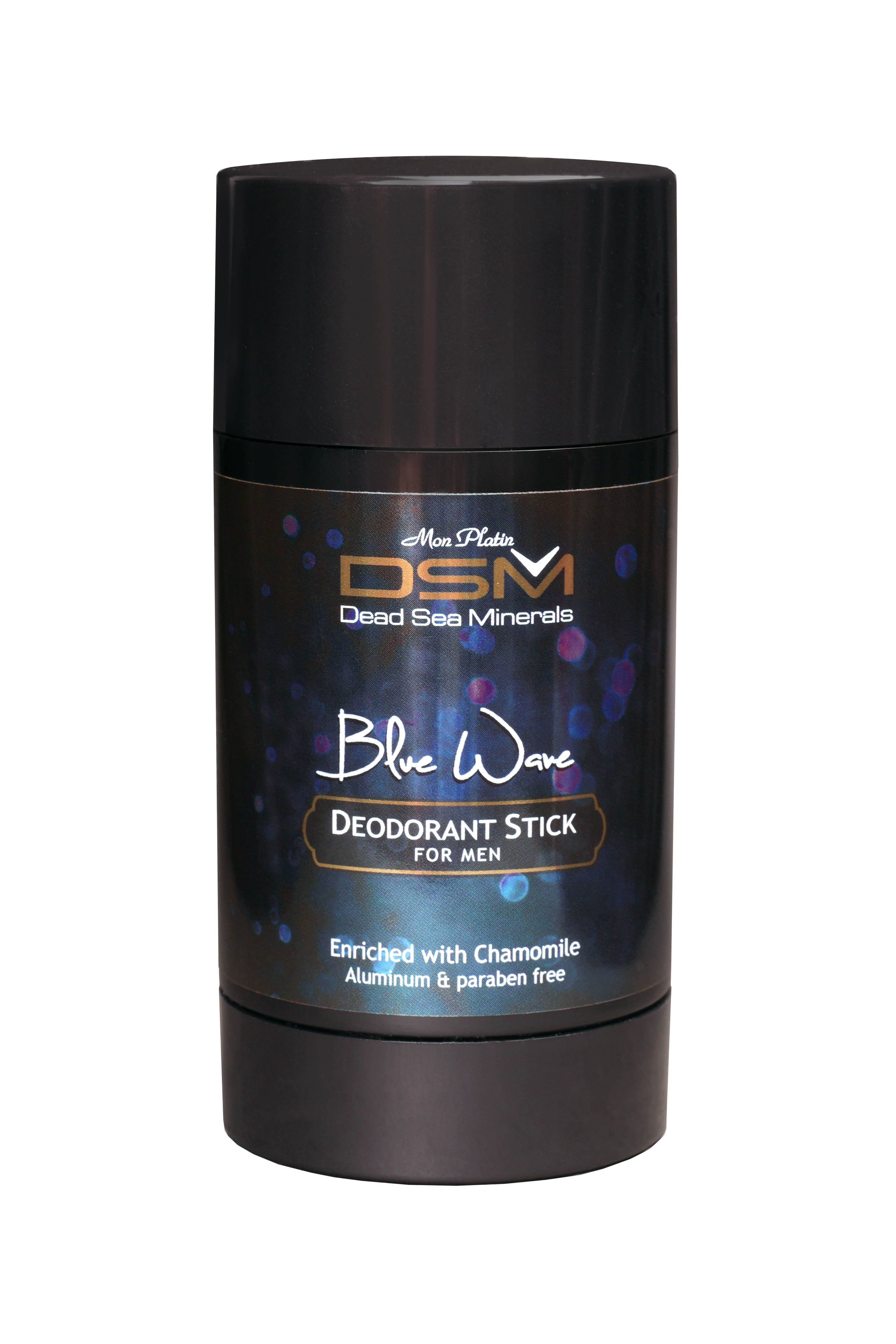 Deodorant Stick For Men - Blue Wave
