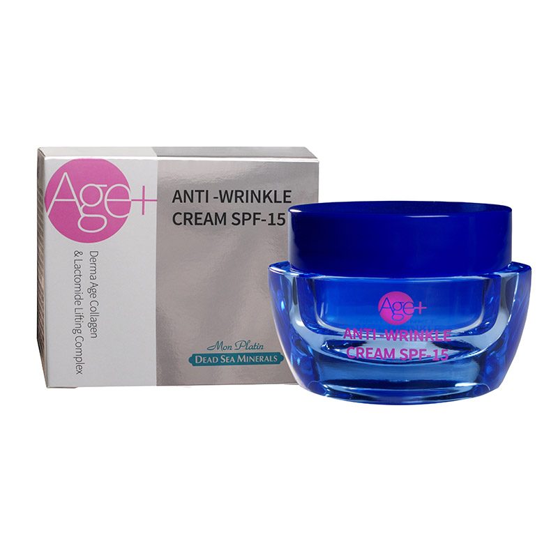 Derma age collagen lifting complex anti wrinkle cream SPF-15