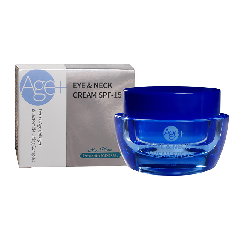 Derma age collagen lifting complex eye and neck cream SPF-15