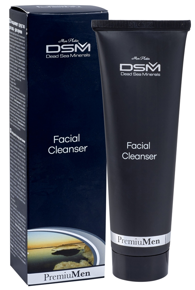 PREMIUMEN Facial cleanser for men