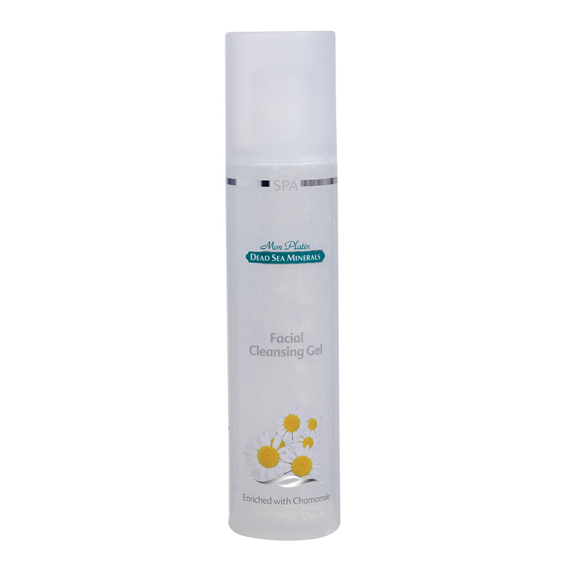 Face cleansing gel