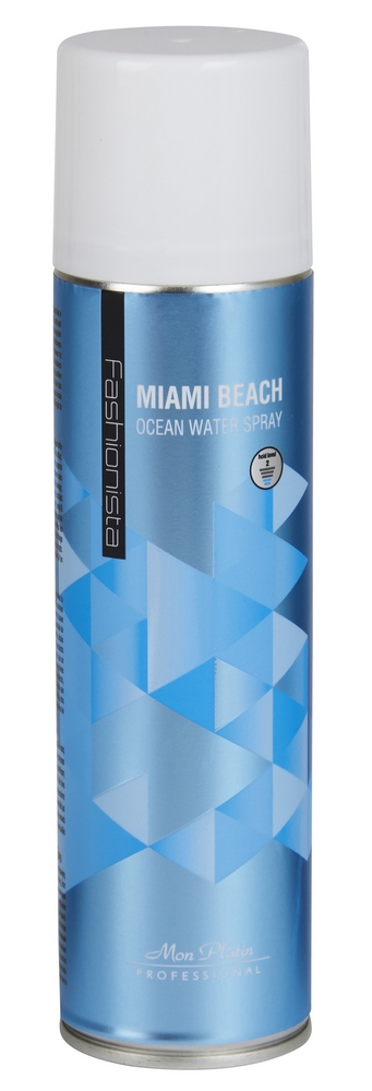 Miami Beach Ocean Water Spray