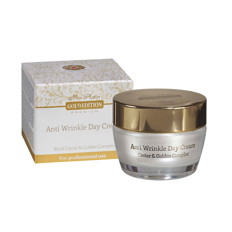 Gold edition anti wrinkle day cream