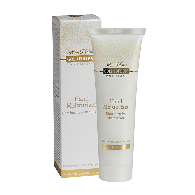 Gold edition hand moisturizer ultra intensive vitamin care