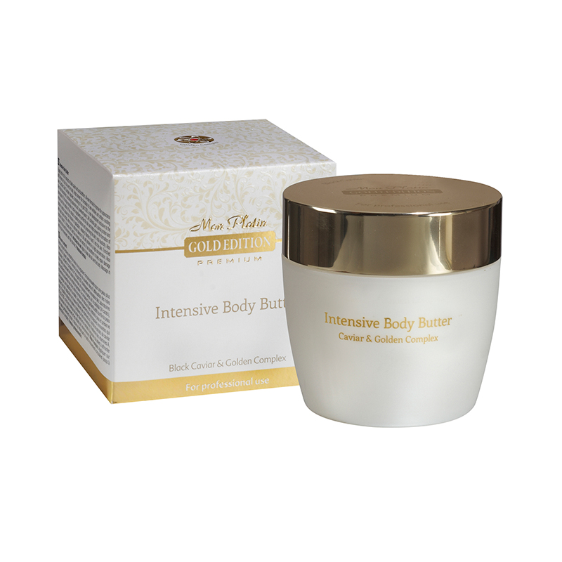 Gold edition intensive body butter