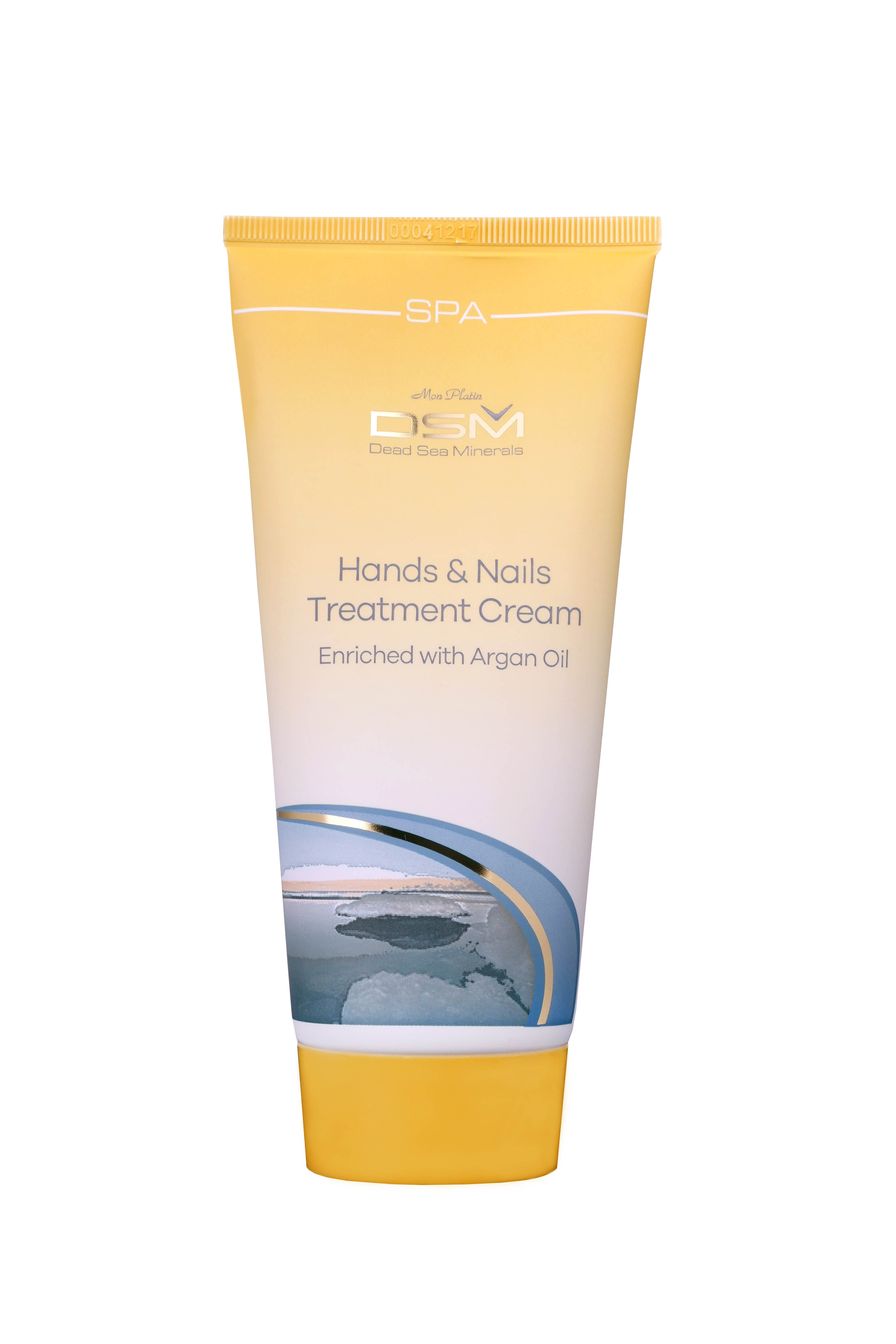Hands & Nails Treatment Cream with Argan Oil