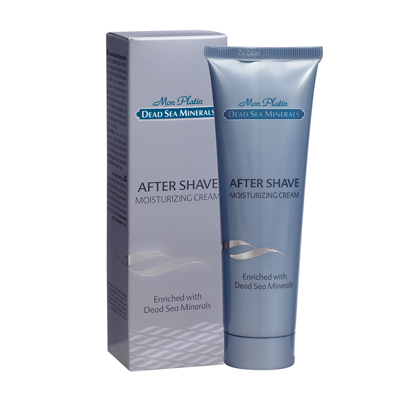 After shave moisturizing