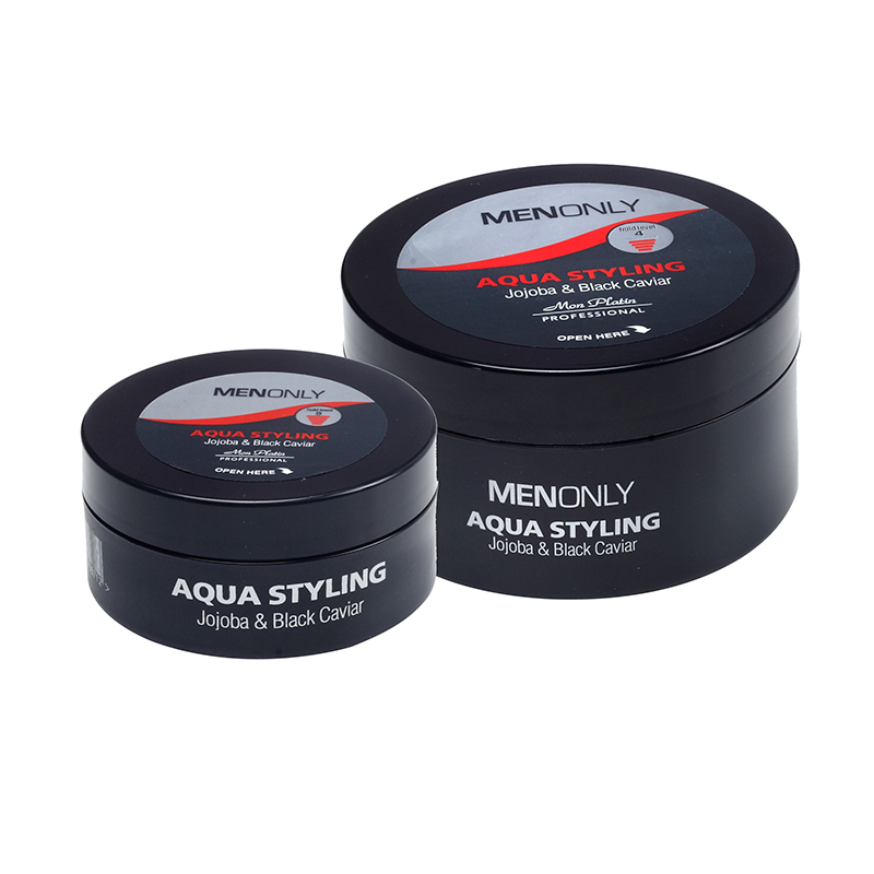 Aqua styling Jojoba & black caviar hair wax