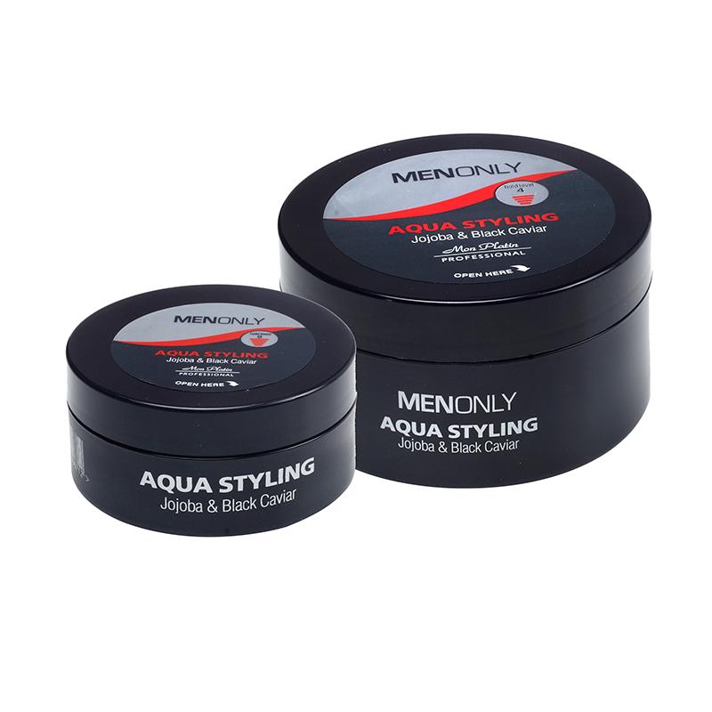 Aqua styling Jojoba & black caviar hair wax