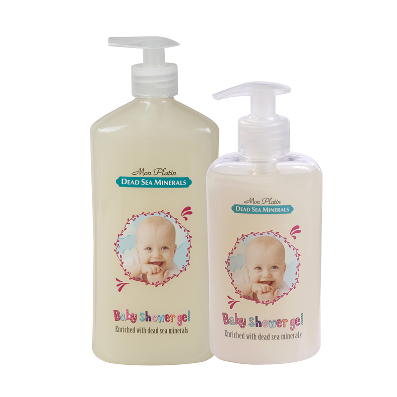 Baby shower gel