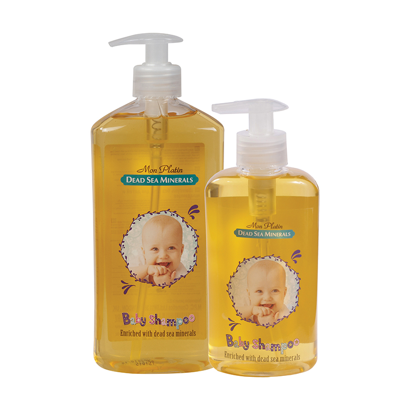 Tearless baby shampoo