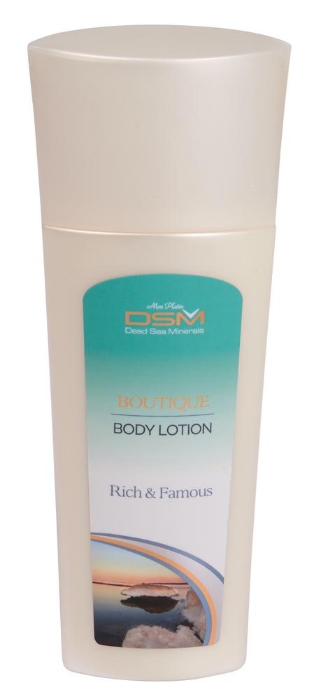 Boutique Body Lotion RICH & FAMOUS