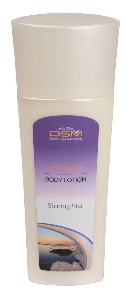 Boutique Body Lotion SHINING STAR