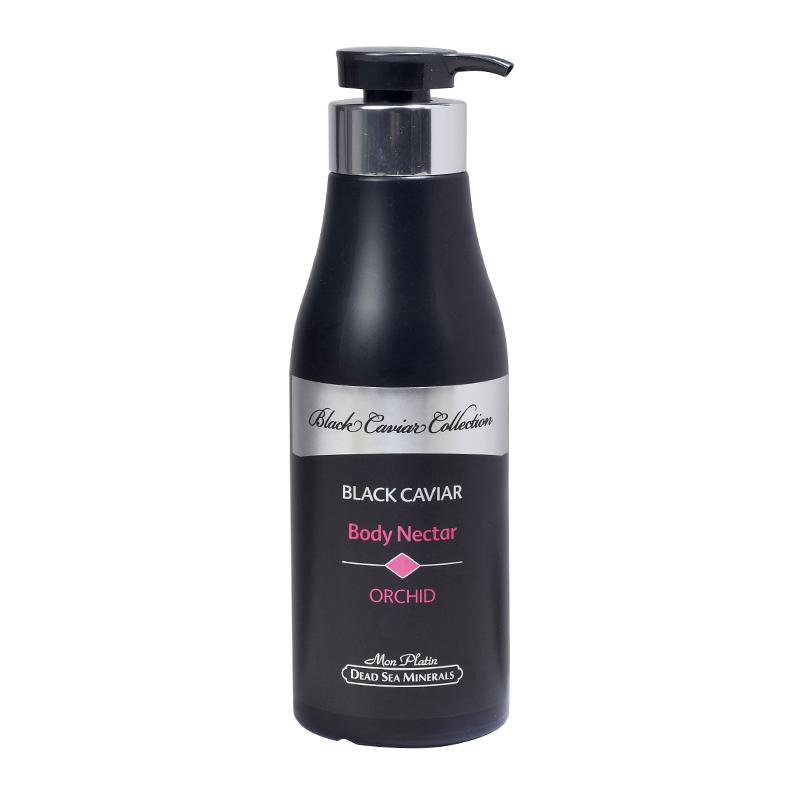 Body nectar orchid black caviar