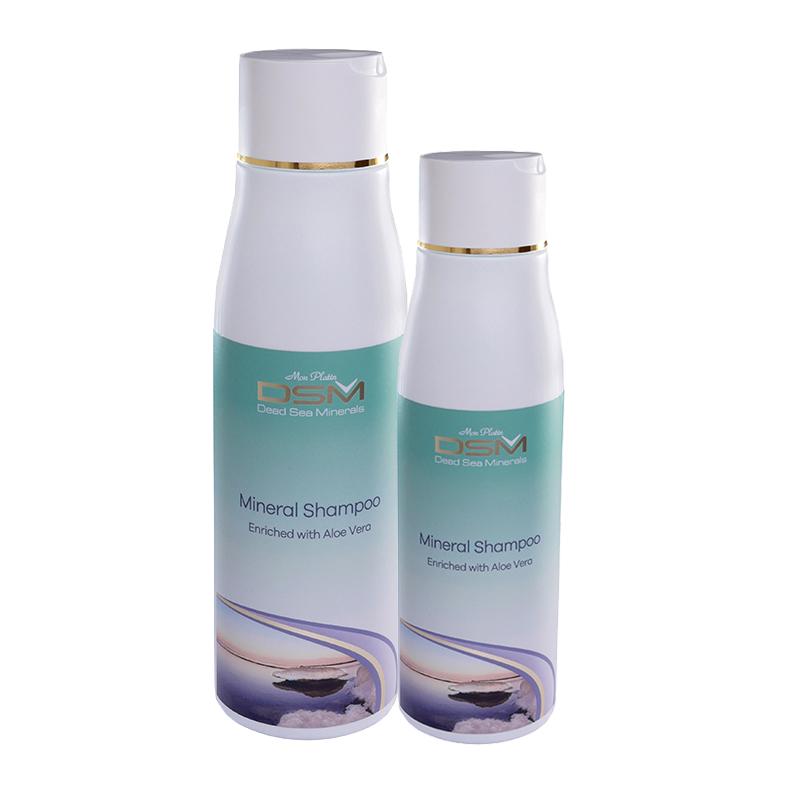 Mineral hair shampoo