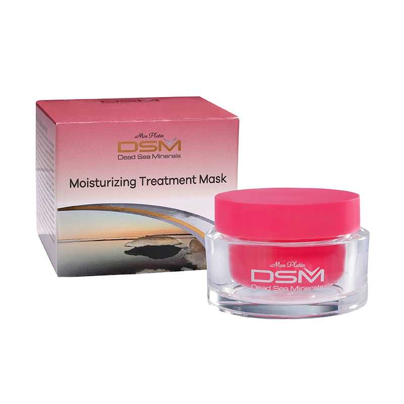 Face moisturizing treatment mask