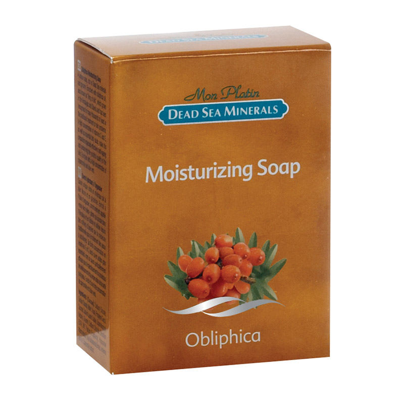 Moisturizing soap Obliphica