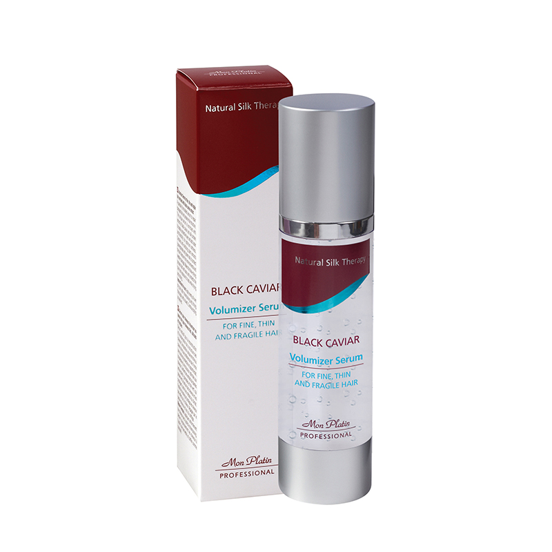 Volumizer serum for fine thin hair
