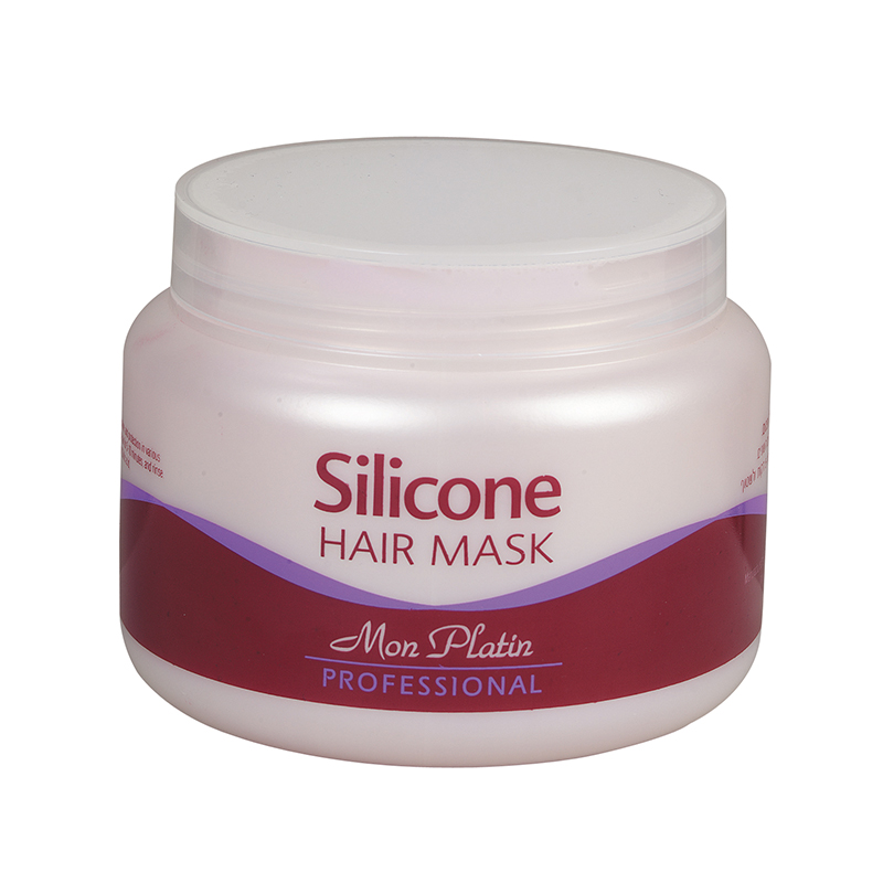 Silicon hair mask